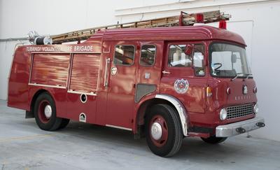 Fire Engine [Bedford TK Turangi Volunteer Fire]