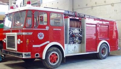Fire Engine [International C1800]