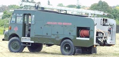 Fire Engine [RL]