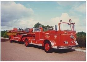 Fire Engine [Seagrave]; Seagrave Fire Apparatus LLC; Circa 1960