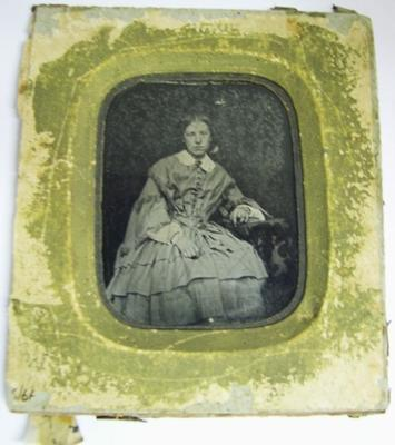 Collodion Type Photograph