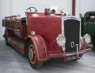 Fire Engine [Dennis]