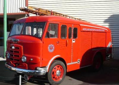 Fire engine [Karrier]