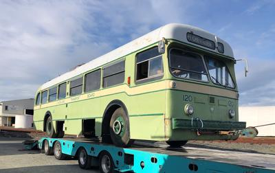 Trolleybus [ No.120]