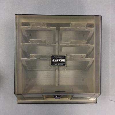 Storage Container [Floppy Disc Storage Box]
