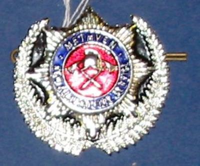 Cap Badge [Methven New Zealand Fire Service]