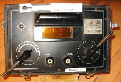 Bovie Resuscitator