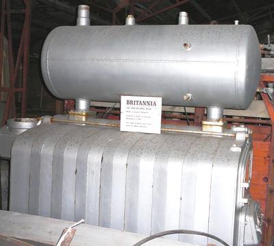 Steam Boiler (Britannia)