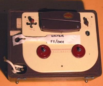 Tape Recorder (Walter)