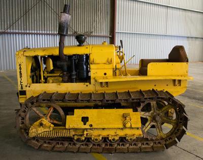 Tractor [Caterpillar Twenty-Two]