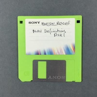 Floppy Disk [SONY]