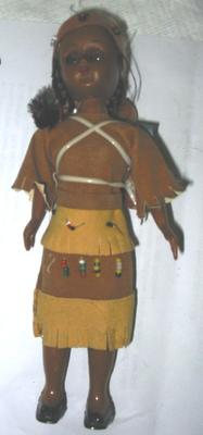 Doll - Indian (Plains)