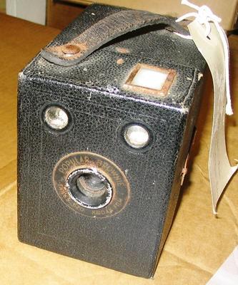 Camera [Kodak Brownie]