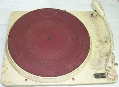 Record Player [Phonograph]