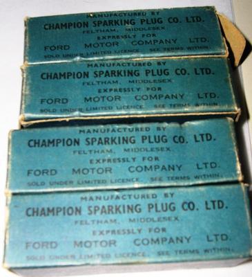 Spark Plug (Champion Y-6)
