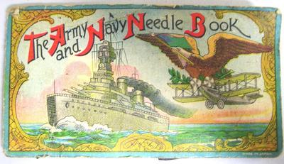 """""""The Army and Navy Needle Book"""""""