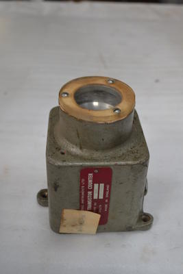 Photo transistor counter [Counting Instruments Ltd]