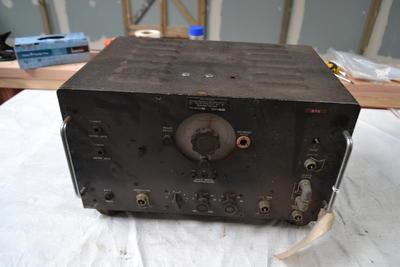 Transmitter Unit - Pulse Echo Test Set