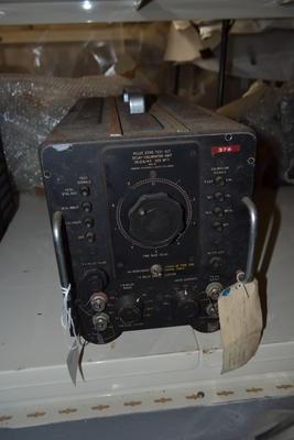 Delay Calibrator Unit - Pulse Echo Test Set