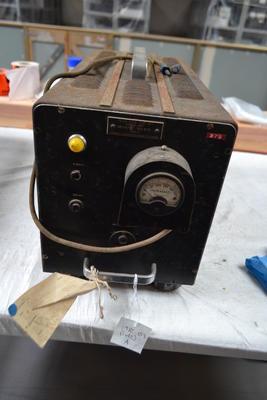 Power Supply - Pulse Echo Test Set
