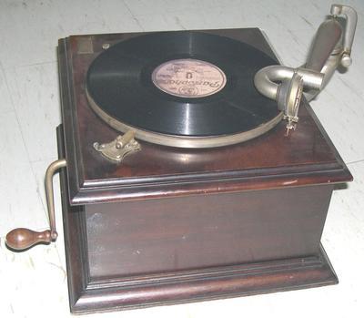 Gramophone [HMV]