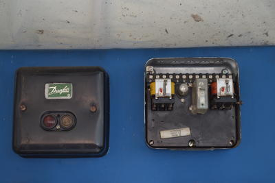 Motor Control Box [Danfoss]