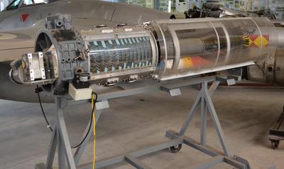 Aero Engine [Allison 501 Turbine]
