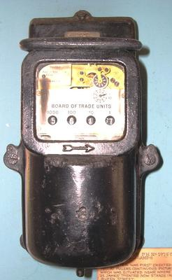 Ammeter - 18 Kilowatt