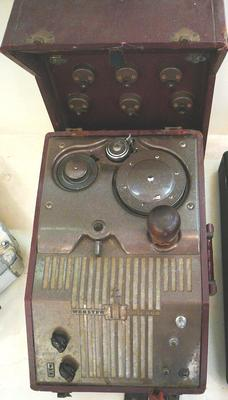 Wire Recorder [Webster]
