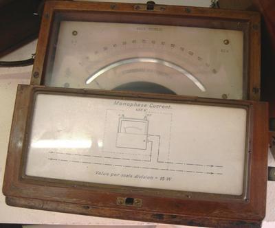 Wattmeter [Standard]