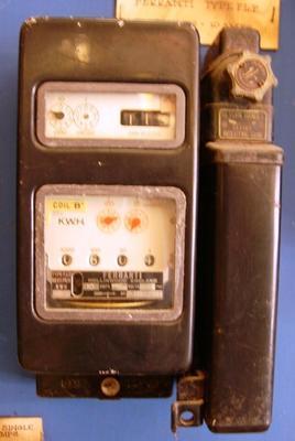 Meter - Ferranti