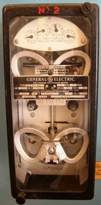 Watt hour Meter [General Electric]