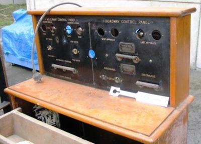 Control Panel [Western Viaduct]