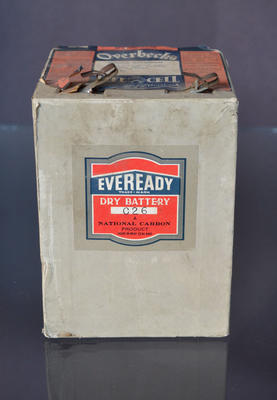 Dry-Cell Battery [Eveready]