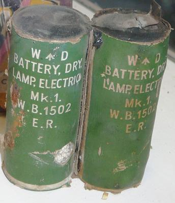 Dry Electric Battery cell