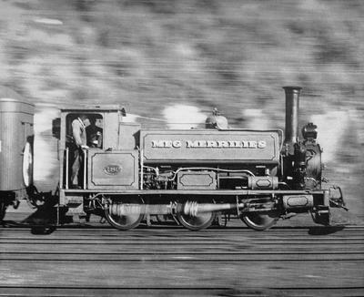 Locomotive F 180 [Meg Merrilies]; Yorkshire Engine Company Limited; 1874