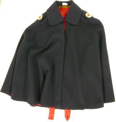 Uniform Cape [Red Cross]