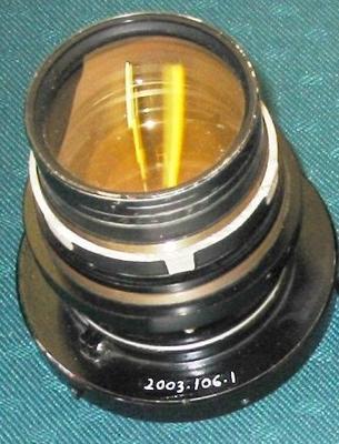 Lens and Cap - Kodak Aero-Ektar