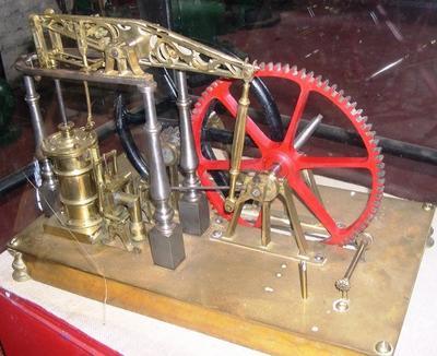 Model [Beam Engine model]