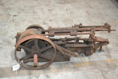 Machine - Band Saw Sharpening