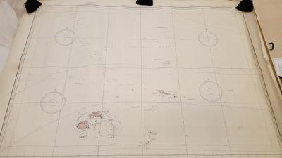 Map - Fiji Islands
