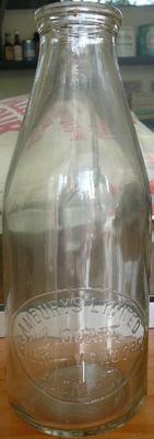 Bottle [Milk Bottle]