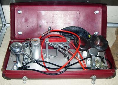 Oxygen Resuscitator and Case