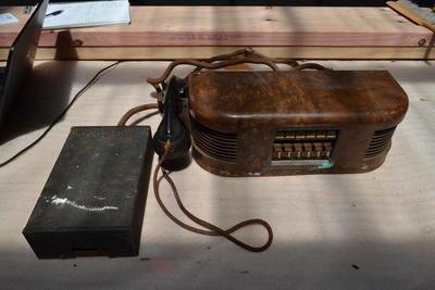 Intercom System - Modern Phone