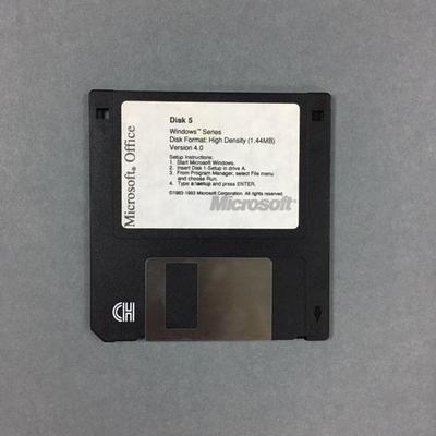Floppy Disk [Microsoft Office Disk 5]