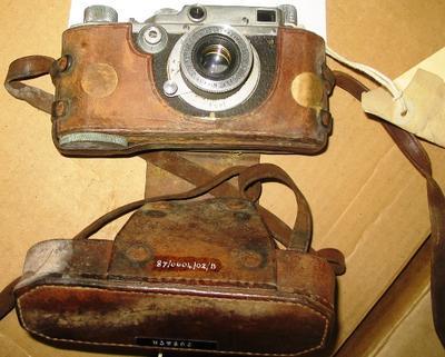 Camera and Case [Canon camera]