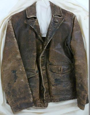 Jacket [Motorcycle Jacket]
