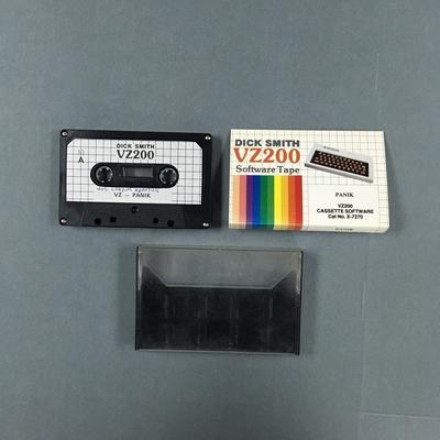 Data Cassette Tape [PANIK]