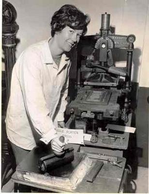 Platen Press
