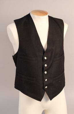 Uniform Waistcoat [NZ Railways]